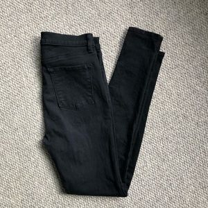 J Brand Maria High Rise in Vanity. Size 30